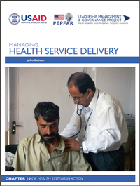 Managing Health Service Delivery Image